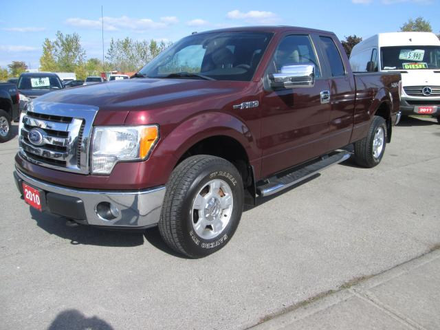 2010 Ford F-150 XLT EXTENDED 4X4