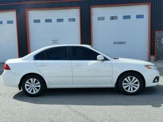 Used 2010 Kia Optima LX for sale in Jarvis, ON