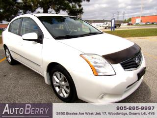 Used 2010 Nissan Sentra 2.0L - FWD for sale in Woodbridge, ON