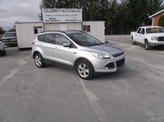 Used 2014 Ford Escape SE for sale in Elmvale, ON
