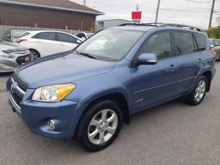 Used 2009 Toyota RAV4 LIMITED  for sale in Ottawa, ON