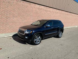 Used 2011 Jeep Grand Cherokee Limited for sale in Ajax, ON