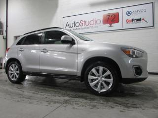 Used 2014 Mitsubishi RVR GT CVT AWD **TOIT PANO**CAM RECUL**PUSH for sale in Mirabel, QC