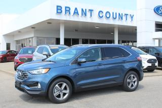 Used 2019 Ford Edge SEL for sale in Brantford, ON