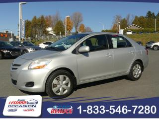 Used 2007 Toyota Yaris 4 portes,manuelle for sale in St-Georges, QC