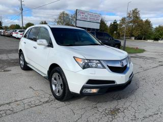 Used 2010 Acura MDX Tech pkg for sale in Komoka, ON