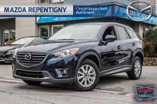 Used 2016 Mazda CX-5 FWD 4dr Auto GS - Camera - Navig. - Camera for sale in Repentigny, QC