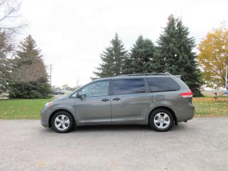 Used 2013 Toyota Sienna One Owner for sale in Thornton, ON