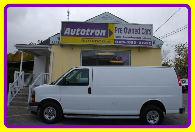 2017 GMC Savana 2500 3/4 Ton Cargo Van, Loaded, Cruise