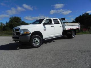 Used 2011 RAM 3500 SLT for sale in Brantford, ON