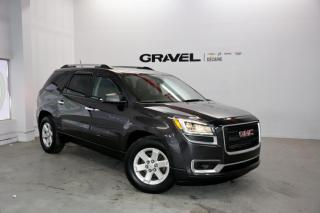 Used 2016 GMC Acadia SLE 4 portes TI pour SLE-2 for sale in Montréal, QC