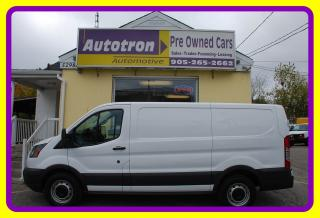Used 2016 Ford Transit 150 1/2 Ton Cargo Van, Loaded, Cruise for sale in Woodbridge, ON
