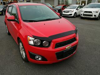 Used 2014 Chevrolet Sonic LT Auto for sale in Mcmasterville, QC