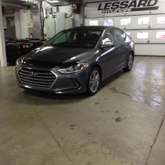 Used 2017 Hyundai Elantra Berline 4 portes, boîte automatique, GLS for sale in Québec, QC