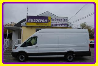 Used 2017 Ford Transit 250 HIGH. EXT. Loaded, BackUp Camera for sale in Woodbridge, ON