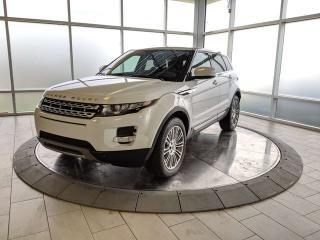 Used 2012 Land Rover Evoque PRESTPR for sale in Edmonton, AB