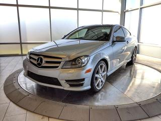 Used 2013 Mercedes-Benz C-Class C 350 for sale in Edmonton, AB