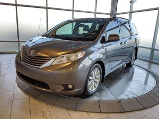 Used 2012 Toyota Sienna XLE - One Owner! for sale in Edmonton, AB