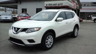 Used 2015 Nissan Rogue Traction intégrale, 4 portes S for sale in Sherbrooke, QC