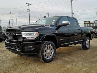 New 2019 RAM 2500 Laramie 4x4 Crew Cab / Sunroof / Surround View Camera System for sale in Edmonton, AB