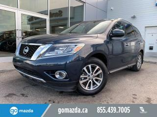 Used 2015 Nissan Pathfinder SV for sale in Edmonton, AB