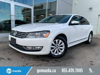 Used 2013 Volkswagen Passat TDITRD for sale in Edmonton, AB