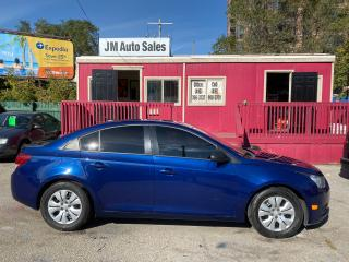 Used 2013 Chevrolet Cruze LS for sale in Toronto, ON