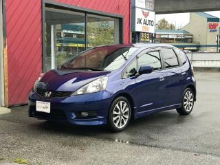 Used 2013 Honda Fit Sport for sale in Coquitlam, BC