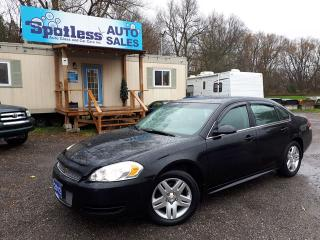 Used 2012 Chevrolet Impala LS for sale in Whitby, ON