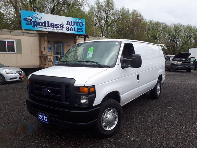 2012 Ford Econoline Commercial E350