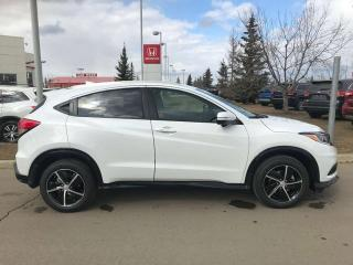 Used 2019 Honda HR-V Sport Back Up Camera Heated Seats Sunroof for sale in Red Deer, AB