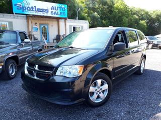 Used 2015 Dodge Grand Caravan CANADA VALUE PACKAGE for sale in Whitby, ON