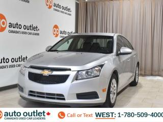 Used 2014 Chevrolet Cruze 1LT, 1.4L I4, Fwd, Cloth seats, Bluetooth for sale in Edmonton, AB