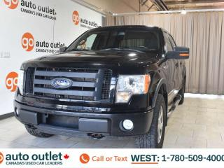 Used 2009 Ford F-150 Fx4, 5.4L V8, SuperCrew, Short box, Tow package, Cloth seats, Bluetooth for sale in Edmonton, AB