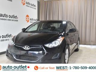 Used 2013 Hyundai Elantra L, 1.8L I4, Fwd, Cloth seats for sale in Edmonton, AB