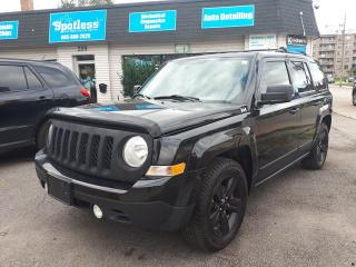 Used 2012 Jeep Patriot SPORT for sale in Whitby, ON