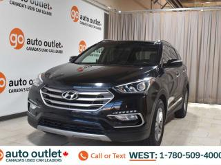 Used 2017 Hyundai Santa Fe Sport Se, 2.4L I4, Awd, Heated seats, Heated steering wheel, Backup camera, Sunroof/Moonroof, Bluetooth for sale in Edmonton, AB