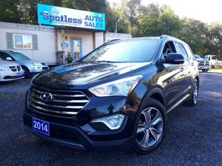 Used 2014 Hyundai Santa Fe Luxury for sale in Whitby, ON