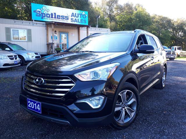 2014 Hyundai Santa Fe Luxury