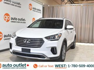 Used 2018 Hyundai Santa Fe XL Premium, 3.3L V6, Awd, Third row 7 passenger seating, Heated cloth seats, Heated steering wheel, Backup camera, Bluetooth for sale in Edmonton, AB