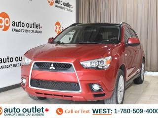 Used 2011 Mitsubishi RVR Gt, 2.0L I4, Awd, Cloth seats, Sunroof, Bluetooth for sale in Edmonton, AB