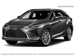 New 2020 Lexus RX 350 Luxury Package [L] for sale in Edmonton, AB