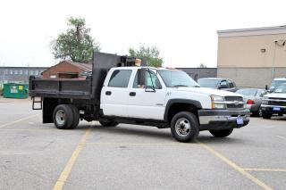 Used 2003 Chevrolet Silverado 3500 FALL SALES EVENT!!! WAS: $9,950 NOW $8,950 for sale in Brampton, ON