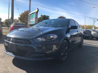 Used 2014 Dodge Dart SXT for sale in Cobourg, ON