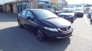 Used 2015 Honda Civic EX/BACKUP CAMERA/SIDE VIEW CAMERA/$14499 for sale in Brampton, ON