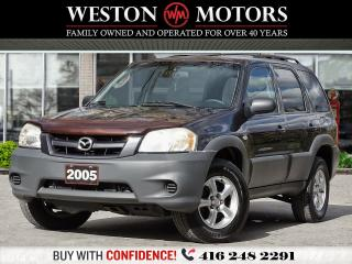 Used 2005 Mazda Tribute V6*5PASS*UNBELIEVABLE SHAPE!!* for sale in Toronto, ON