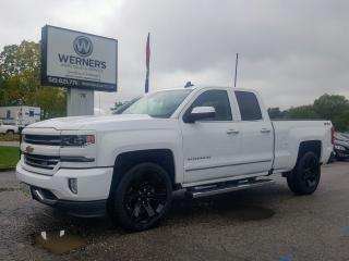 Used 2017 Chevrolet Silverado 1500 LTZ for sale in Cambridge, ON