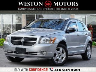 Used 2009 Dodge Caliber SXT*AUX*UNBELIEVABLE SHAPE*SOLD AS IS! for sale in Toronto, ON