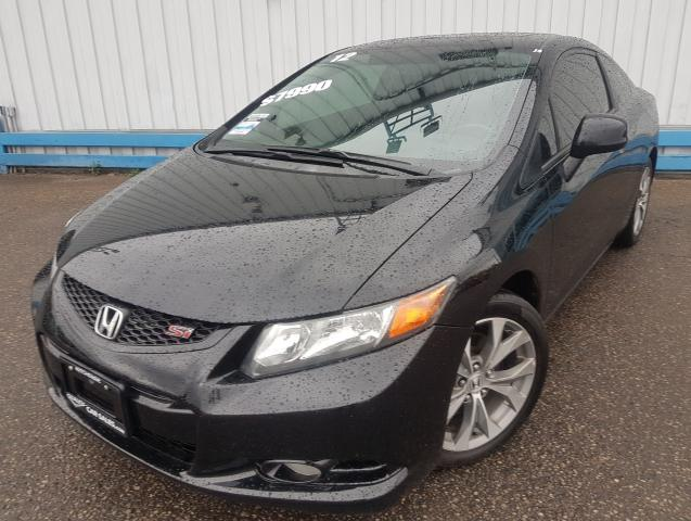 2012 Honda Civic Si Coupe *SUNROOF*