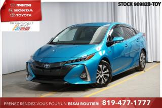 Used 2020 Toyota Prius Prime TECHNOLOGIE* AFFICHAGE TÊTE HAUTE* JBL* for sale in Drummondville, QC